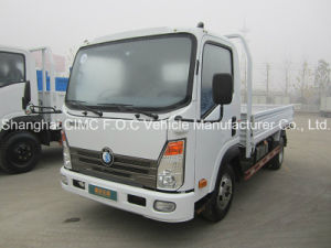 Sinotruk Cdw 3-5ton Small Cargo Truck with Isuzu Engine