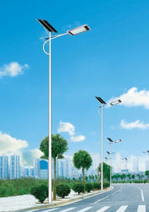 LED Solar Light, Street, Park, Pur Blank pictures & photos