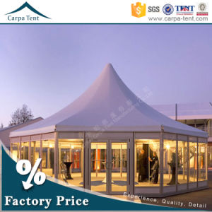 300 Persons Strong Wind Resistant Multi-Sided Marquee Tent for Wedding Ceremony pictures & photos