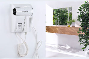 Household Professional Wall Mount Hotel Skin Hair Dryer pictures & photos