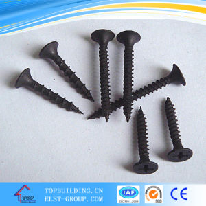 Drywall Screw/Top Building Tapping Screw/Gypsum Board Screw/Black Screw Nail pictures & photos