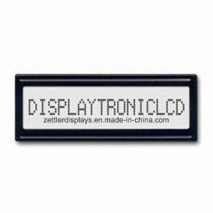 DOT-Matrix LCD Module with Four/Eight-Bit Mpu Interface and 16 Characters X 1-Line: Acm1601c Series pictures & photos