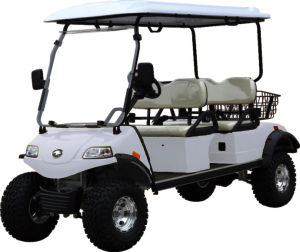 Utility Vehicle with Basket (DEL2042D, 4-Seater) pictures & photos