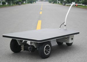 Electric Power Cart with Big Capacity pictures & photos