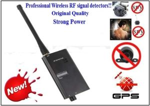 Wireless RF Signal Bug Detector pictures & photos