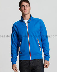 Latest Design Men Plain Tracksuit (ELTTSJ-7) pictures & photos
