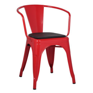 Moden Metal Tolix Cafe Restaurant Dining Leasure Chair pictures & photos