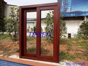 Powder Coated Aluminum Sliding Window pictures & photos