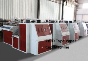 Ultrasonic Paper Cup Forming Machine pictures & photos