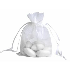 Sheer Organza Wedding Favour Bags Wholesale pictures & photos
