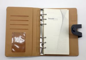 New Design Gift Items / Leather Agenda pictures & photos