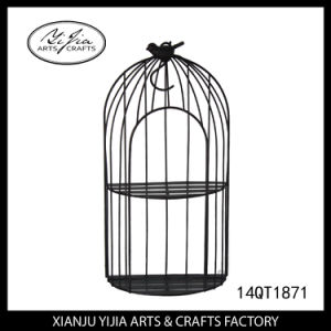Metal Crafts Bird Cage for Garden Decoration