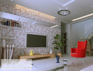 Hualong Decorative Wall Paint Crack Effect Coating pictures & photos