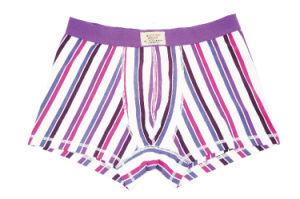 95%Cotton/5%Pendex Men Underwear Boxers Brief Fashion for 251-Purple pictures & photos
