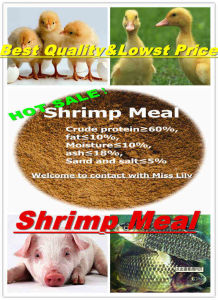 Shrimp Meal (protein 60%min) for Fish Feed pictures & photos
