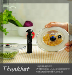 Food Grade Vacuum Food Container Lid