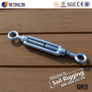 Rigging Forged Steel Swivel High Strength Turnbuckle DIN 1480 Fastener pictures & photos
