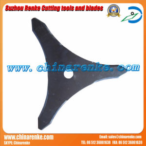 Grass Cutting Saw Blade for Brush Cutter and Trimmer pictures & photos