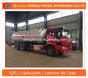 25m3 25cbm LPG Bobtail Truck for Nigeria Market pictures & photos