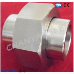 Stainless Steel Screwed Union 1.4571, X6crnimoti17122 pictures & photos