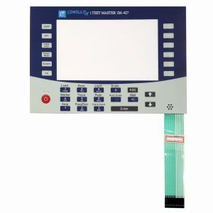 Remote Control Membrane Switch Keypad (exported to Spain) pictures & photos