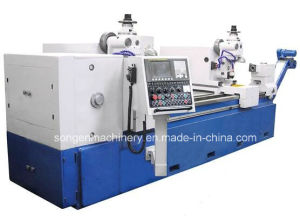 CNC Controlled Double-Head Spline Mill pictures & photos