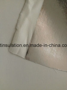 Heat Insulation and Fireproof Aluminum Foil Cotton Fabric Fire Suit pictures & photos