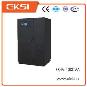 400kVA Three Phase Low Frequency Online UPS