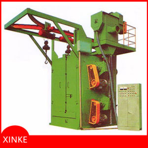 Automatic Compact Hanger Shot Blasting Machine/Sand Blasting Machine pictures & photos