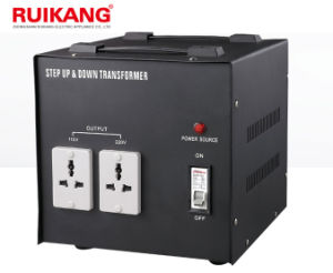 Step up and Step Down Transformer 300va with Durable Enclosure pictures & photos
