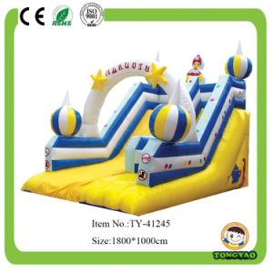 Multicolor Outdoor Inflatable Slides for Sale pictures & photos
