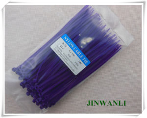4*150mm Heat Resistance Wire Nylon Cable Ties pictures & photos