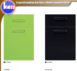 High Gloss Scratch Resistance MDF Acrylic Kitchen Cabinet Door for Modern Kitchens (zhuv) pictures & photos
