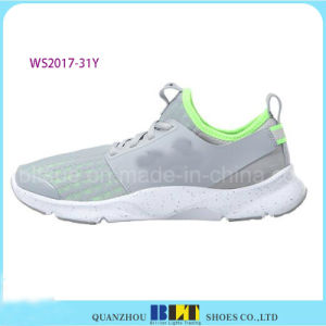 Women′s Athletic Endurance Running Style Sport Shoes pictures & photos