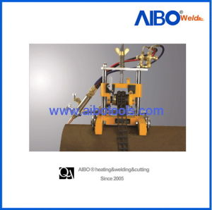 Super Manual Pipe Cutting Machine with Double-Buckle Chain (2W-PC-22) pictures & photos