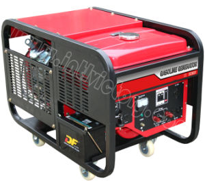 8.5kw Small Portable Open Type Gasoline Generator pictures & photos