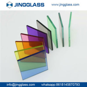 Custom Building Safety Tinted Glass Colored Glass Digital Printing Glass Best China pictures & photos