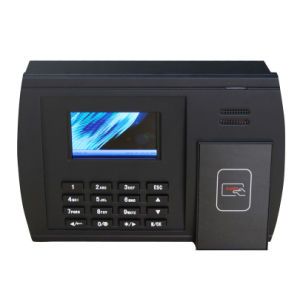 Biometric Punch Card Time Clock with Adms (S550) pictures & photos