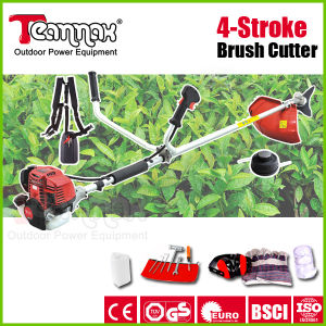 4 Stroke Gasoline Brush Cutter with Bicycle Handle pictures & photos