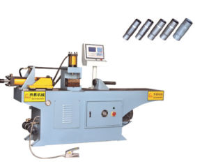 Automatic Single Head Hydraulic Tube Swaging Machine with High Quality pictures & photos