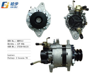 Auto / AC Alternator for Toyota 2L 27040-54121 pictures & photos