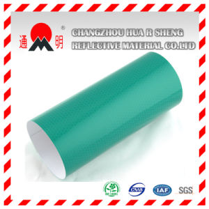 Green High Intensity Grade Reflective Material (TM1800) pictures & photos