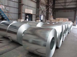 Sgh340, Sgh350 Galvanized Steel Coils for Roofing Sheet (DC51D, ST01Z) pictures & photos