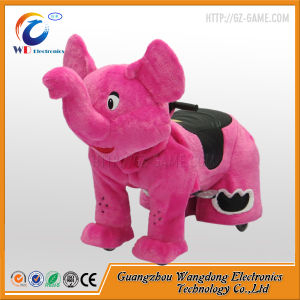 Stuffed Animal Ride Electric Amusement Kids Ride for Amusement pictures & photos