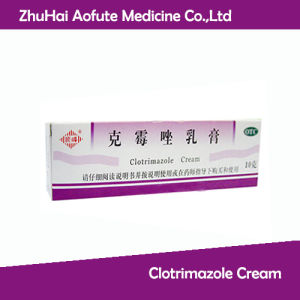 Clotrimazole Cream OTC Ointment pictures & photos