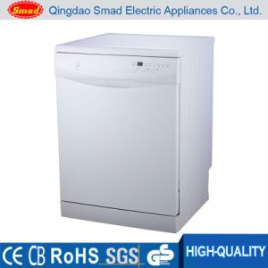 Wholesale 14 Sets Freestanding Dishwasher with LED Display pictures & photos