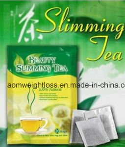 Slimming Natural Beauty Weight Loss Green Tea pictures & photos