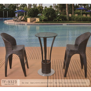 Garden Furniture Bar Stools Set for Outdoor Furniture