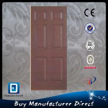 Decorative Glass Inserted Fiberglass Door pictures & photos