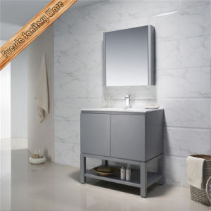 Bathroom Vanity with a Shelf pictures & photos